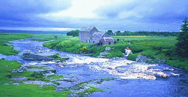 Spey River Scotland