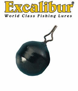 Excalibur Salmon Fishing Tackle Bouncing Betty Weight