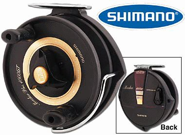 Shimano Salmon Fishing Mooching Reel
